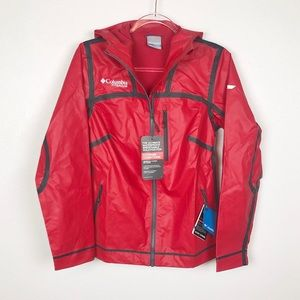 Columbia OutDry Extreme Red Media Jacket XS